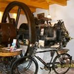 Dieselmotor für Mühle